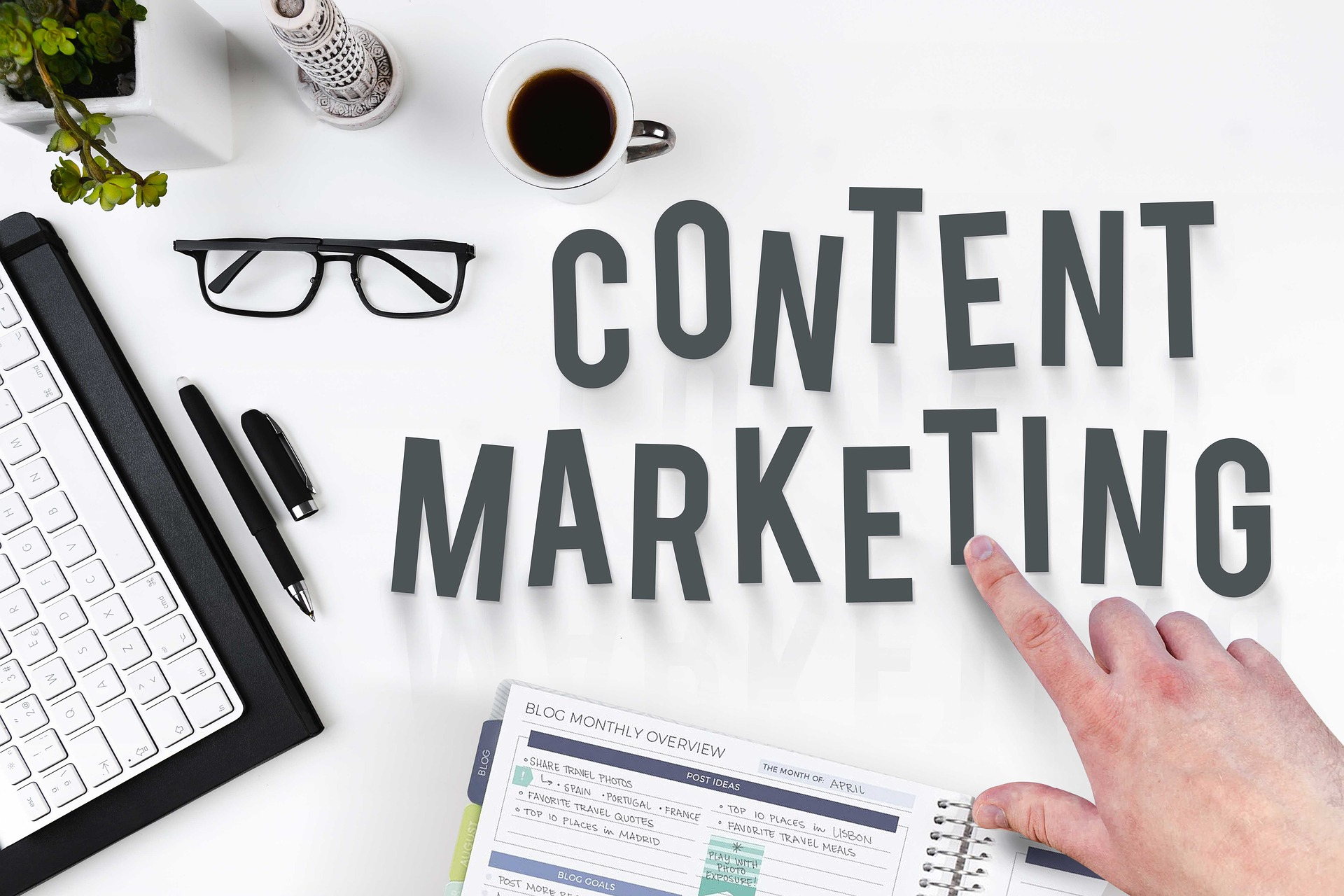 Content marketing – jak dostosować go dościeżki zakupowej wB2B