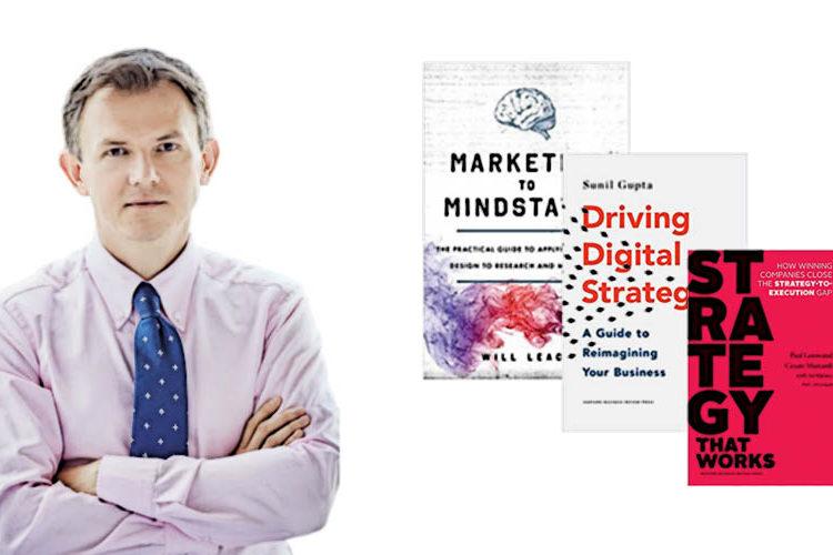Jacek Pogorzelski rekomenduje: Leinwand, Driving Digital Strategy, Brand-Aid iAmazon